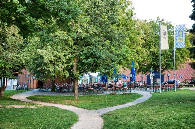 Biergarten Welzheim